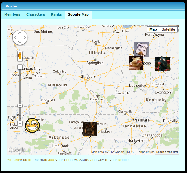 Google Maps v3 | Shivtr
